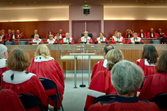 Rendre la justice au cinéma - Magistrats