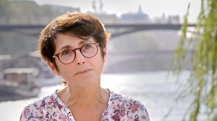 Cécile SIMON - Rendre la justice - film au cinéma - 2019