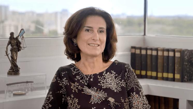 Gwenola JOLY-COZ - Rendre la justice - film au cinéma - 2019