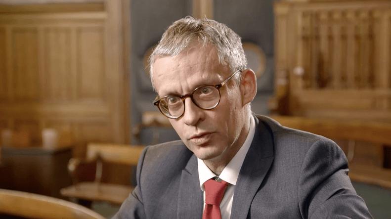 Jean-Paul BESSON - Rendre la justice - film au cinéma - 2019
