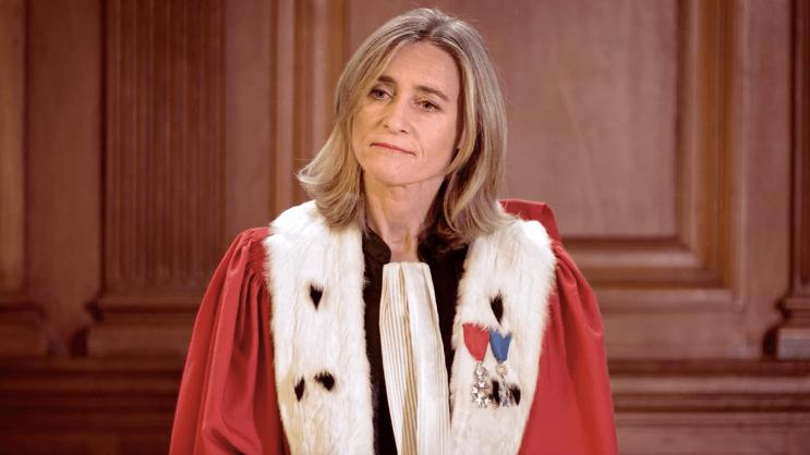Maryvonne CAILLIBOTTE - Rendre la justice - film au cinéma - 2019