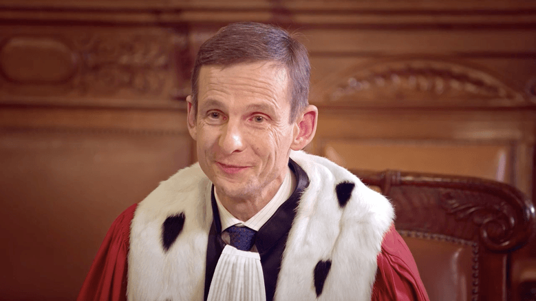 Olivier LEURENT - Rendre la justice - film au cinéma - 2019