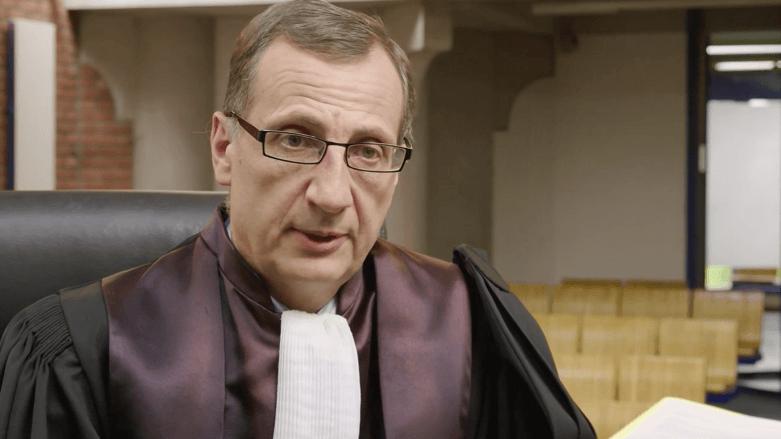 Renaud LE BRETON DE VANNOISE - Rendre la justice - film au cinéma - 2019