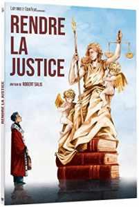 Rendre la justice fiche DVD